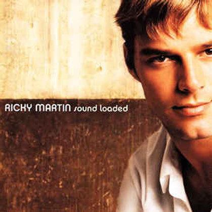 Ricky Martin – Sound Loaded CD