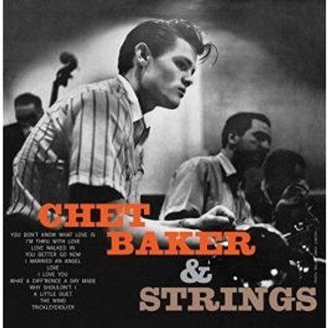 Chet Baker - With Strings (LP)