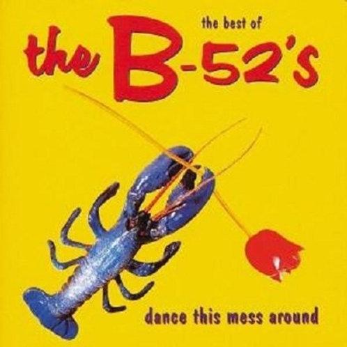 B-52's - Dance This Mess Around: Best Of (LP)