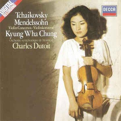 Kyung Wha Chung*,Orchestre Symphonique De Montréa (CD)