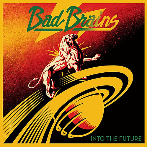 Bad Brains - Into the future (LP)
