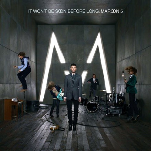 Maroon 5 - It Won't Be Soon Before Long [Explicit Content] (LP)