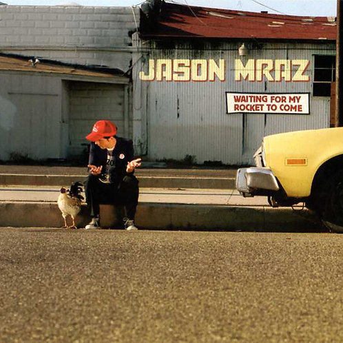 Jason Mraz–Waiting For My Rocket To Come (CD)