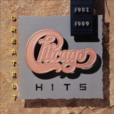 Chicago - GREATEST HITS 1982-1989 (LP)