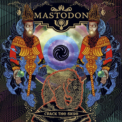 Mastodon - Crack the Skye (L.P.)