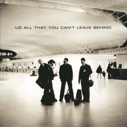 U2 - All That You Can't Leave Behind 180 Gram  Vinyl) (L.P.)