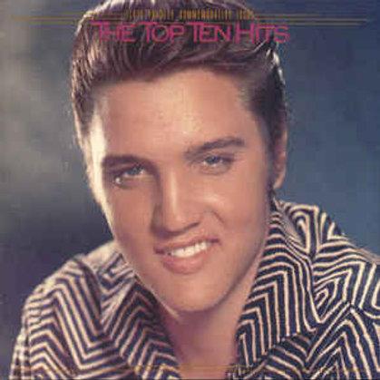 Elvis Presley–The Top Ten Hits (CD)
