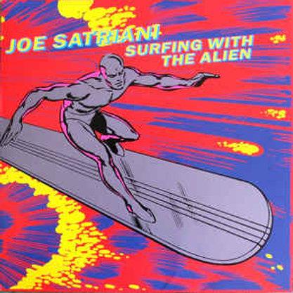 Joe Satriani – Surfing With The Alien (LP)