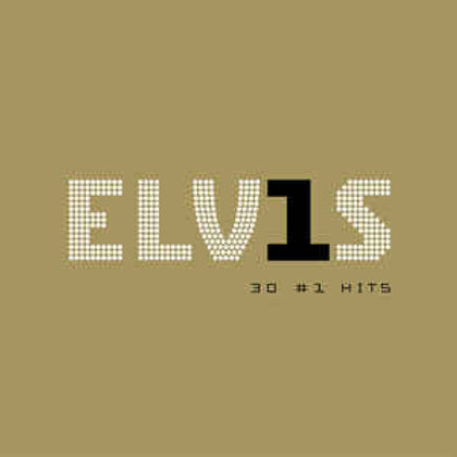 Elvis Presley ‎– ELV1S 30 #1 Hits (LP)