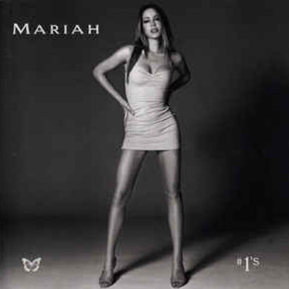 Mariah Carey – #1's CD
