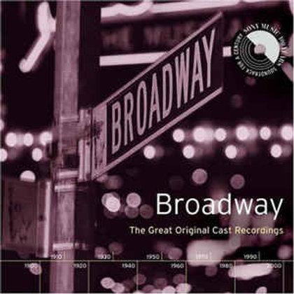 Broadway: The Great Original Cast Recordings (CD)