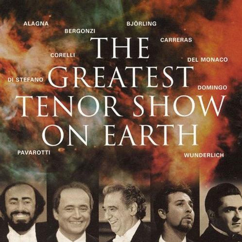 Greatest Tenor Show on Earth (CD)