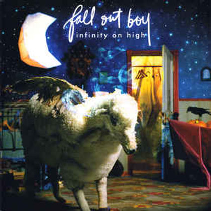 Fall Out Boy – Infinity On High CD