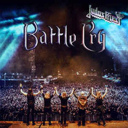 Judas Priest - Battle Cry (180 Gram Vinyl, Gatefold LP Jacket, Download Insert,