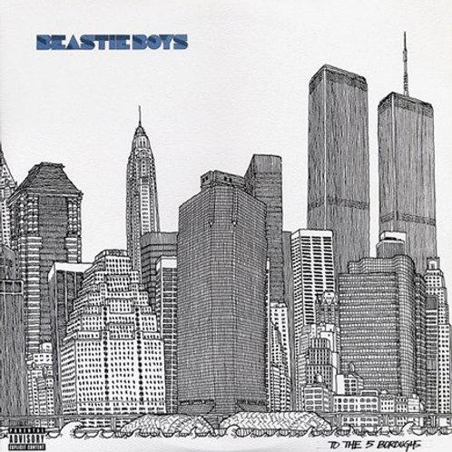 Beastie Boys - To the 5 Boroughs (LP)
