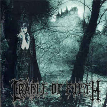 Cradle Of Filth ‎– Dusk And Her Embrace CD