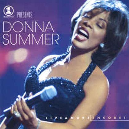 Donna Summer – VH1 Presents Live & More Encore! CD