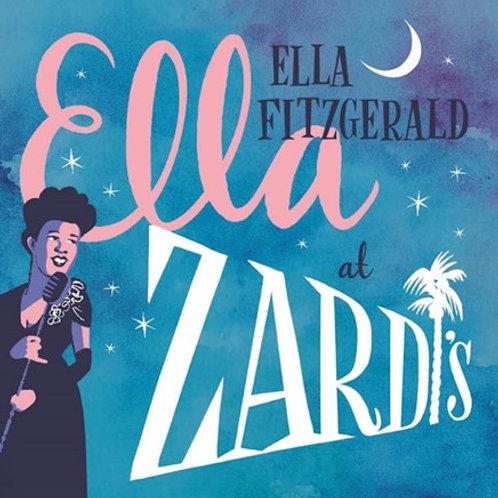 Ella Fitzgerald - Ella at Zardi's (LP)