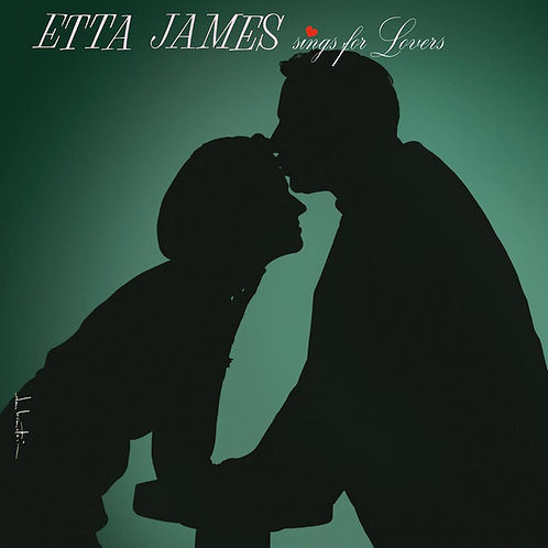 Sings For Lovers by Etta James (LP)