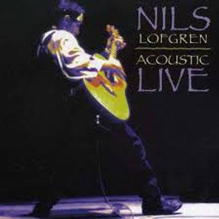 Nils Lofgren – Acoustic Live CD