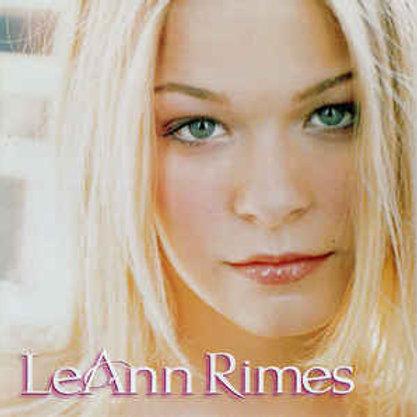 LeAnn Rimes – LeAnn Rimes CD