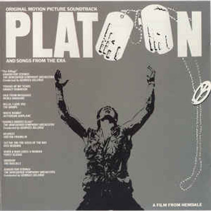 Various – Platoon (Original Motion Picture Soundtrack And Songs From The Era)CD