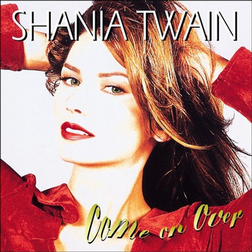 Shania Twain - Come on Over (LP)