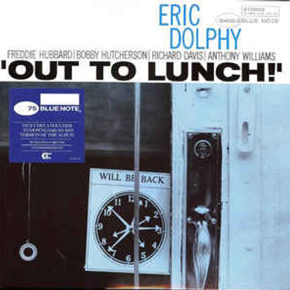 Eric Dolphy – Out To Lunch! (LP)