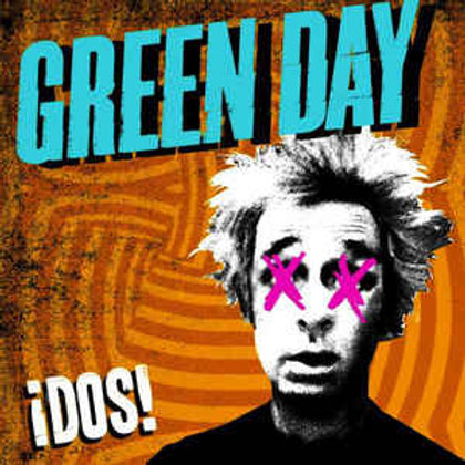 Green Day ‎– ¡DOS! CD