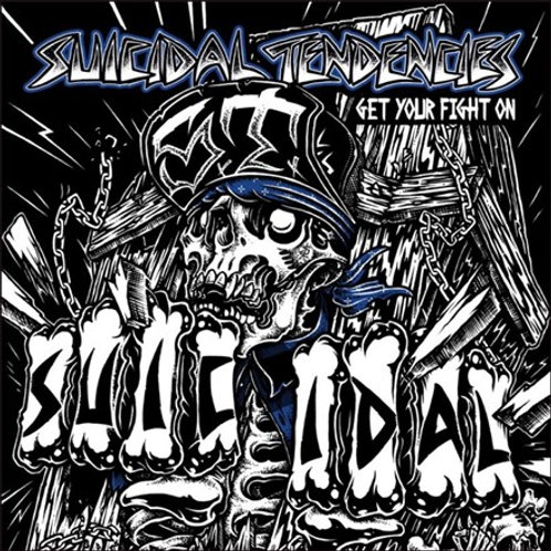 Suicidal Tendencies - Get Your Fight On! [Explicit Content] (Limited Edition, Ye