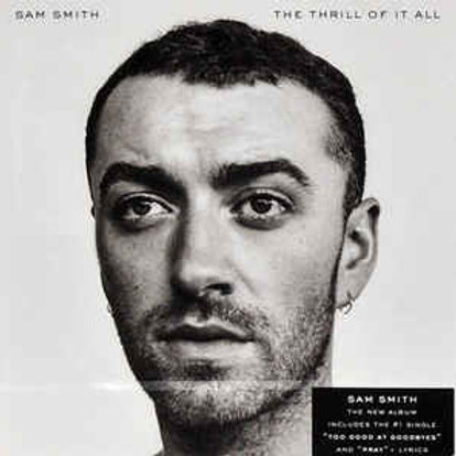 Sam Smith (12) – The Thrill Of It All CD