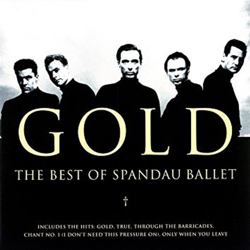 Spandau Ballet - Gold, The Best of..Back to the 80's exclusive, 2LP