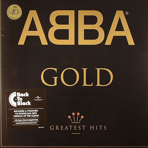 ABBA - Gold: Greatest Hits (2PC) (L.P.)