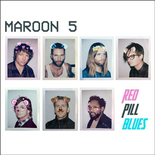 Maroon 5 - Red Pill Blues [Explicit Content] (Limited Edition, White Vinyl) (L.P