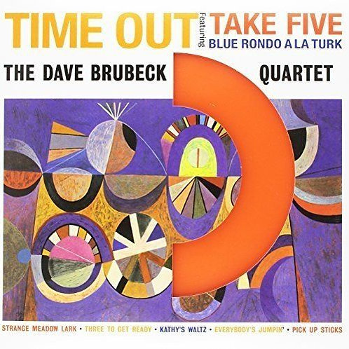 Dave Brubeck - Time Out - Coloured Vinyl