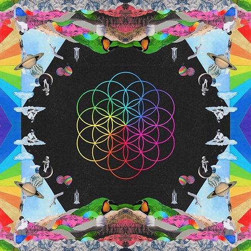 Coldplay - A Head Full Of Dreams (LP)