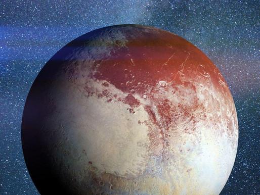 Свержение Плутона?