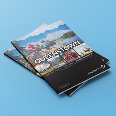 Whyte Waters Queenstown Magazine