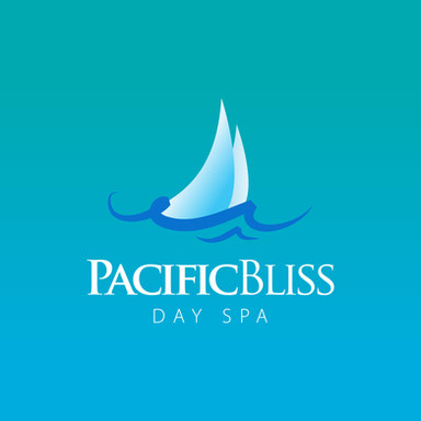 Pacific Bliss Day Spa Branding
