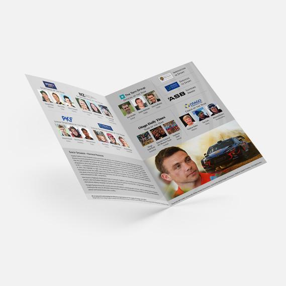 Programme Inside Spread