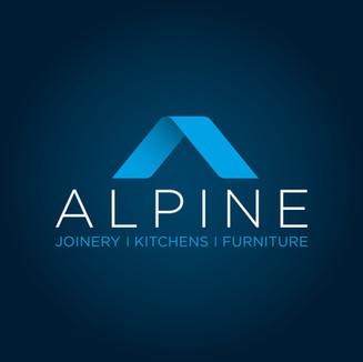 Alpine Joinery Branding