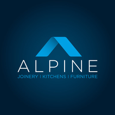 Alpine Joinery Branding