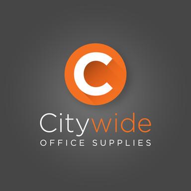Citywide Office Supplies Branding