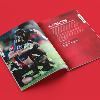Highlanders Season Preview Booklet