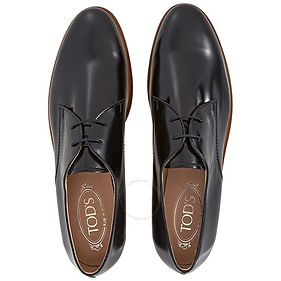 tods-womens-lace-up-shoes--black_-xxw0vs