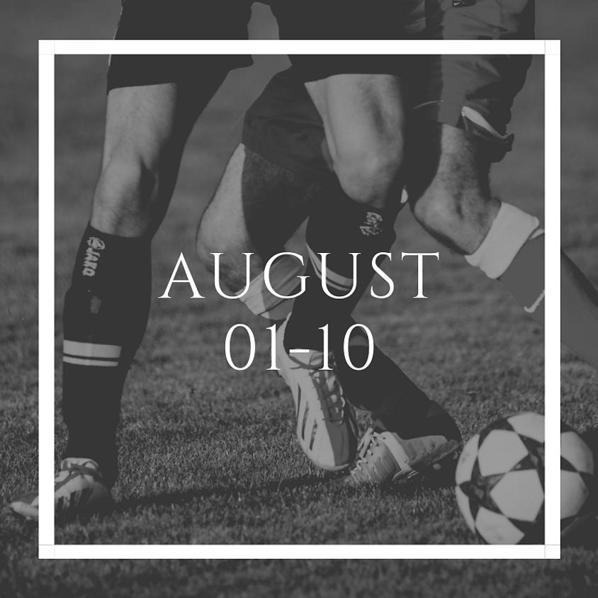 Курс Повышения Квалификации  1-10 Августа
