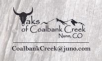 Coalbank Creek Land & Livestock