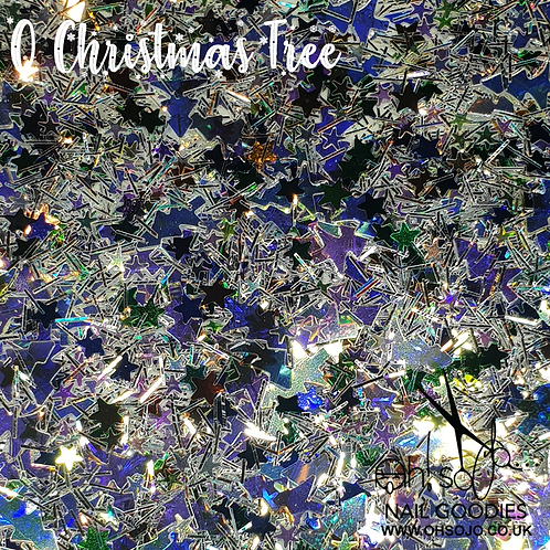 Oh! So Jo... Nail Goodies - O Christmas Tree