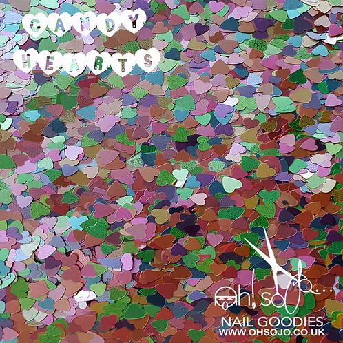 Oh! So Jo... Nail Goodies - Candy Hearts