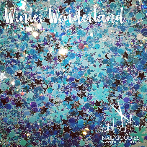Oh! So Jo... Nail Goodies - Winter Wonderland